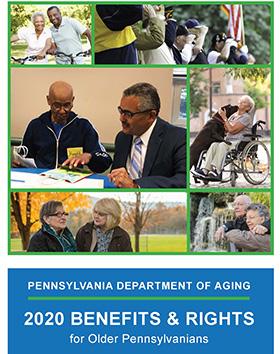 Benefits & Rights For Older Pennsylvanians