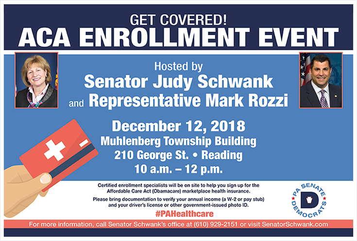 Free ACA Enrollment Event