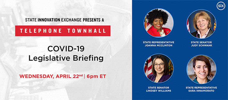 You're Invited to a Tele-Town Hall Briefing