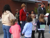 April 29, 2012: Mifflin Park Elementary School  Eco-Fest celebration