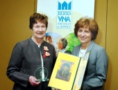 Mary Ann Glocker Berks VNA 2012 Nursing Champion.