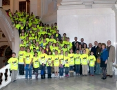 Members of the WOW Initiative visit the Capitol.