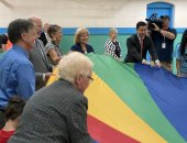 July 2021: Governor Wolf  and Senator Schwank visit the YMCA of Reading and Berks County to highlight investments in early childhood education, which have steadily grown over the past six years.