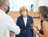 August 17, 2021: Senator Schwank hosts #OptInPA Press Conference at Drexel University College of Medicine
