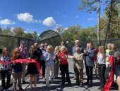 September 2021: Schuylkill River Greenways held a ribbon-cutting ceremony