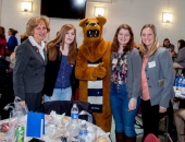 March 13, 2015: Senator Schwank participated in the Reading Chamber of Commerce's Young Leaders Conference at Penn State Berks. She was a mentor to high school young women across Berks County.