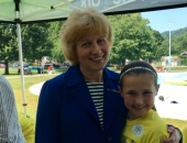 Senator Schwank attended a Teachers in the Parks rally to celebrate the more than $100,000 in educational grants to support summer learning program's initiatives.