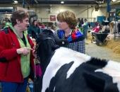 January 11, 2013: Senator Schwank Visits the 2013 Pennsylvania Farm Show