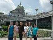 Milkshake Day at the Capitol