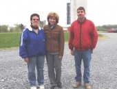 April 26, 2012: Mor Dale Dairy Farm Field Trip
