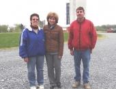 April 26, 2012: Mor Dale Dairy Farm Field Trip