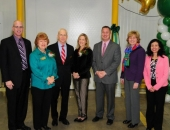 December 04, 2014: Senator toured and attended the ribbon cutting ceremony for the Greater Berks Food Bank's new warehouse in Spring Township.