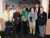 Annual Anniversary Banquet for American Legion Gregg Post #12
