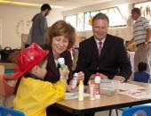 Senator Schwank visits BCIU Learning Center