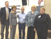 April 26, 2012: 2012 Berks County Community Breakfast sponsored by State Senator Judy Schwank and the Coalition to End Homelessness, Inc.