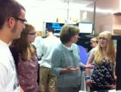 Senator Schwank Visits Penn State-Berks Campus