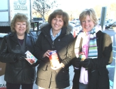 Y-102 Food Drive for Greater Berks Food Bank. :: November 18, 2011
