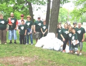 May 5, 2012: Senator Schwank Sponsors Spring Clean-Up