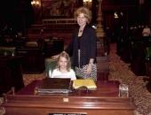Kennedy Boehm, a third-grader at Jacksonwald, wins a
