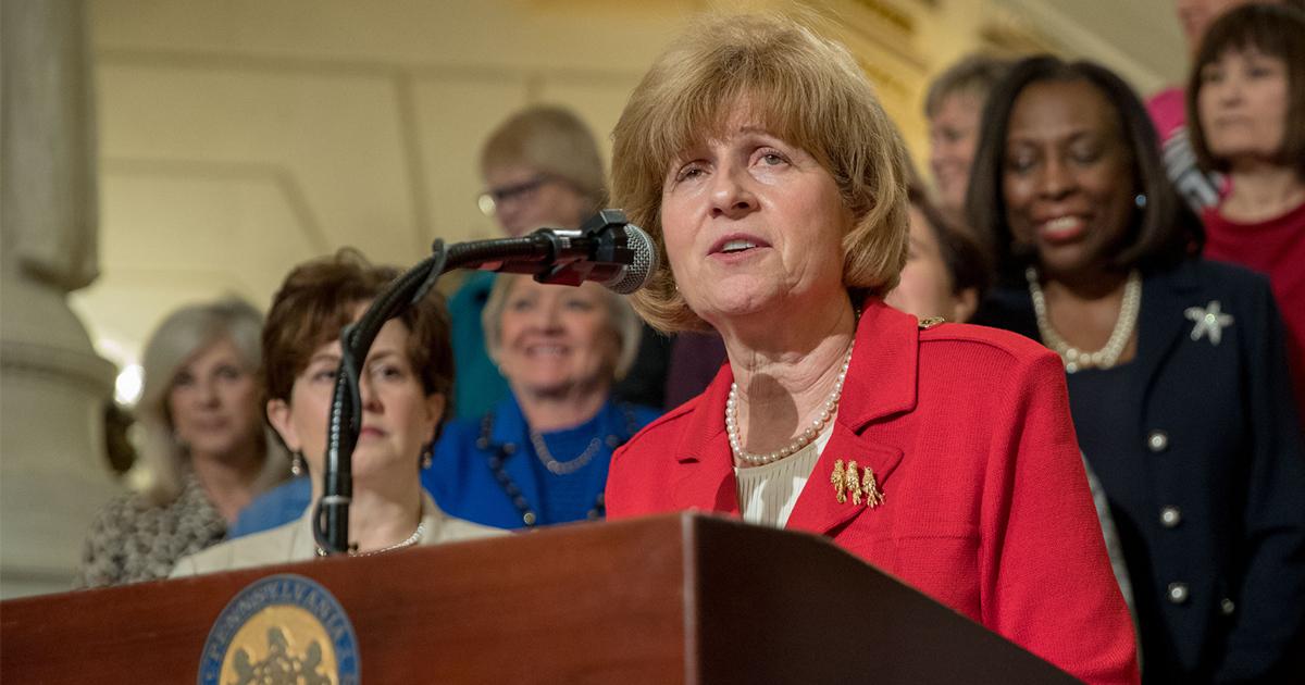 Gender Diversity Encouraged Through Senate Resolution 255