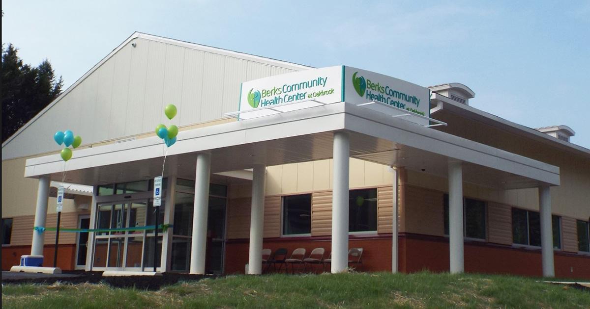 Legislators Announce $500,000 to Berks Community Health Center