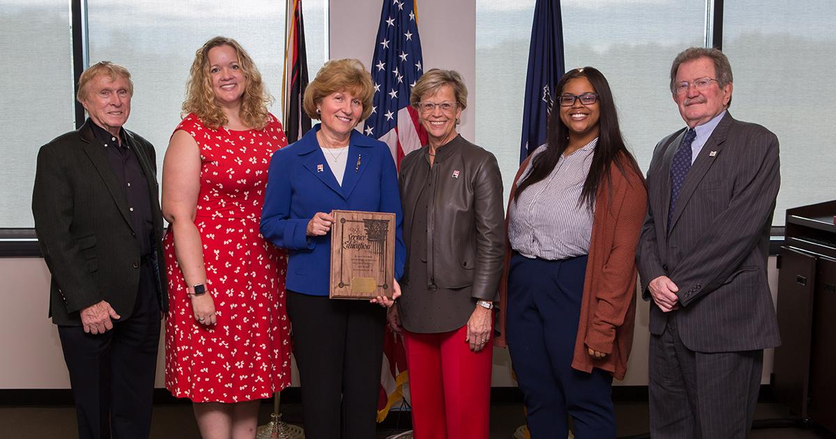 ESU Names Judith L. Schwank Legislative Fellow for 2018