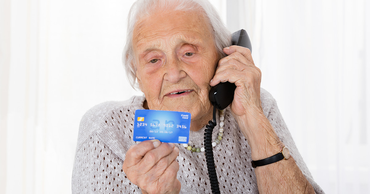 Schwank Warns of Scam Targeting Senior Citizens