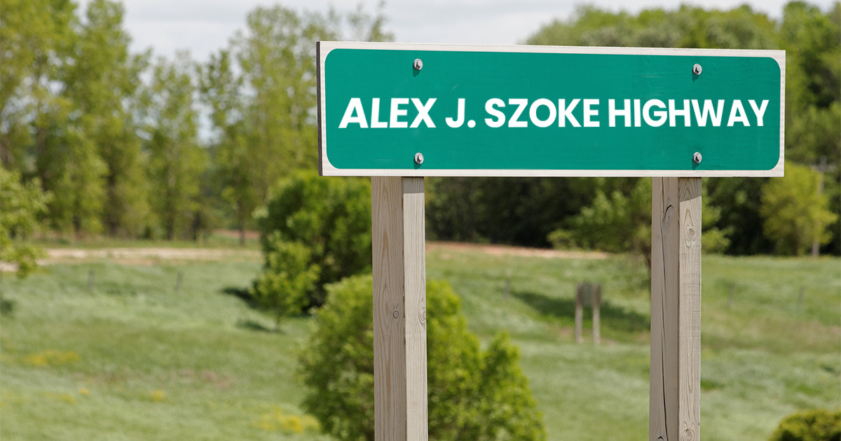 Schwank Proposal Naming Fleetwood Borough Road, 'Alex J. Szoke Highway' Approved by Senate
