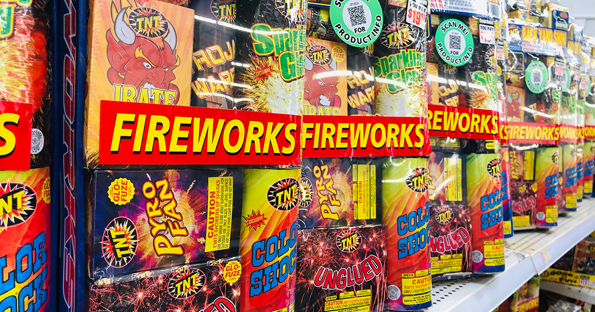 Schwank Sponsoring Legislation to Allow Municipalities to Limit Fireworks