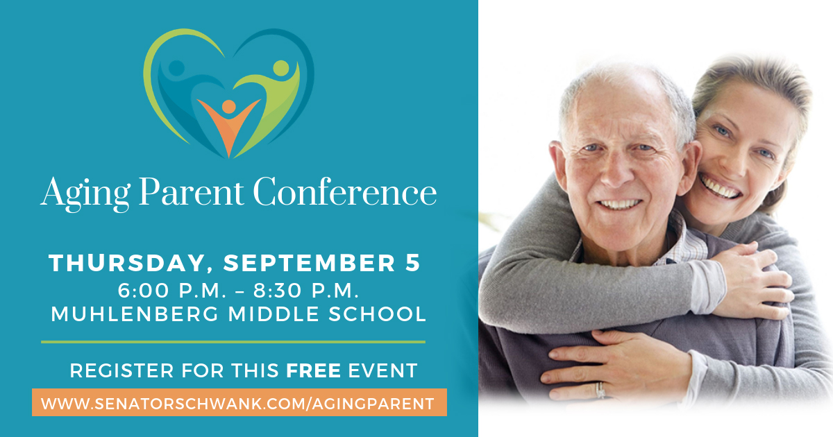 Schwank Hosting Second Aging Parent Conference