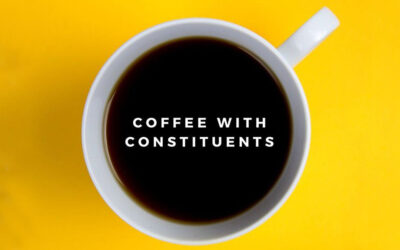 Schwank Invites Constituents for Coffee at Clair's Family Restaurant