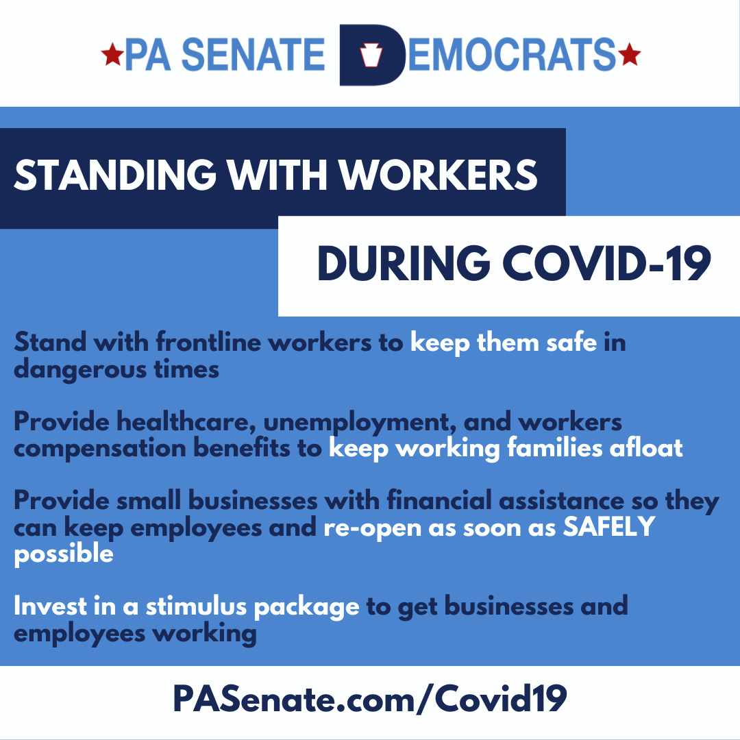 Standing With Workers During COVID-19