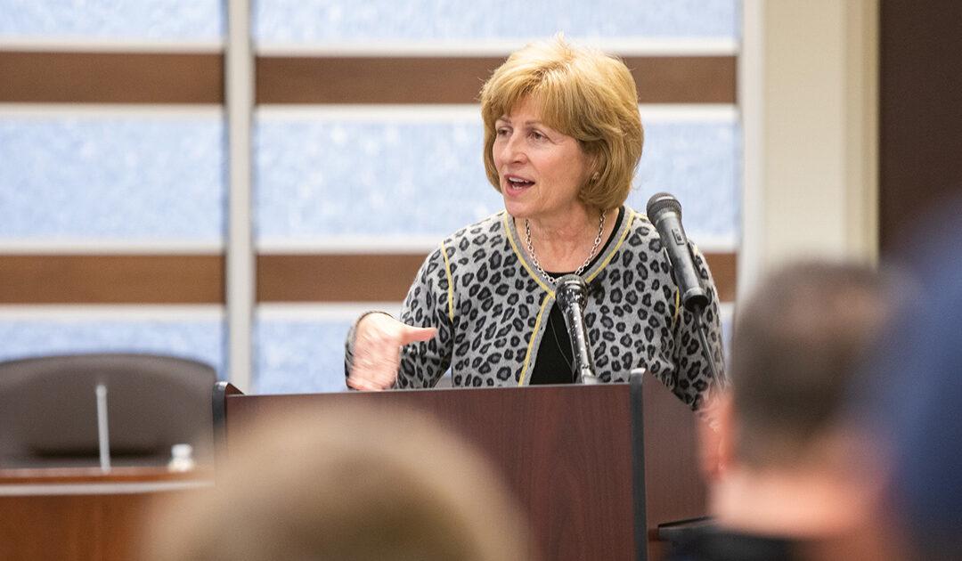 Sen. Judy Schwank